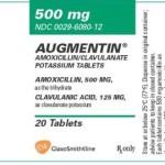 Amoxicilina y Ácido Clavulánico (Augmentine)