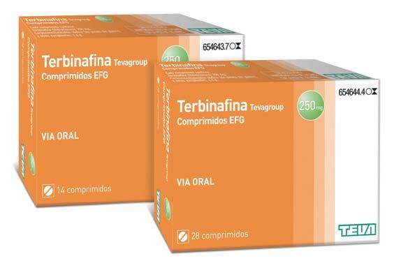 Terbinafina (Lamisil)